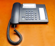 Bedrijfs telefoon Stock Afbeelding