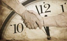 Bedrijfs tijd Royalty-vrije Stock Afbeelding
