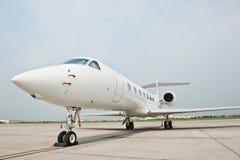 Bedrijfs vliegtuig Stock Afbeelding