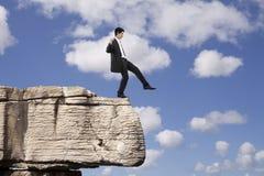 Bedrijfs volgende stap Royalty-vrije Stock Afbeelding