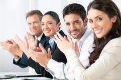 Bedrijfs voltooiing Stock Fotografie
