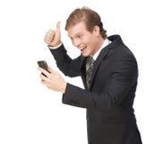Bedrijfs Voltooiing royalty-vrije stock foto's