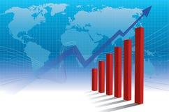 Bedrijfs voordeel Stock Foto's