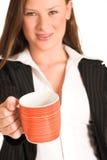 Bedrijfs Vrouw #216 (GS) Royalty-vrije Stock Afbeeldingen
