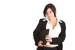Bedrijfs Vrouw #275 Stock Afbeelding