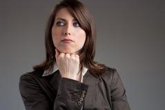 Bedrijfs Vrouw 4 Stock Foto