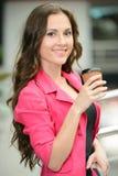 Bedrijfs vrouw - 2 Stock Foto