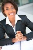 Bedrijfs Vrouw Royalty-vrije Stock Afbeelding