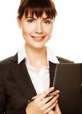 Bedrijfs vrouw - 2 Royalty-vrije Stock Fotografie