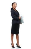 Bedrijfs vrouw. Stock Afbeelding