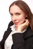 Bedrijfs vrouw - 2 Royalty-vrije Stock Afbeelding