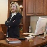 Bedrijfs vrouw 6 stock afbeeldingen
