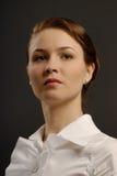 Bedrijfs vrouw 6 Stock Foto