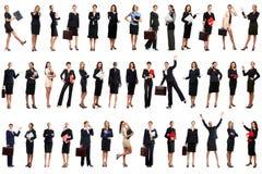 Bedrijfs vrouwen Stock Afbeelding