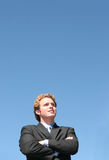 Bedrijfs ziener Royalty-vrije Stock Foto