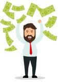Bedrijfsinvesteerders Stock Afbeelding