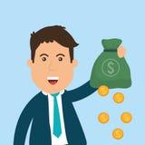 Bedrijfsinvesteerders Royalty-vrije Stock Afbeeldingen