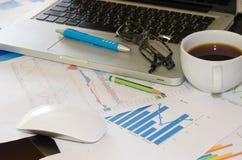 Bedrijfskunde Stock Foto's