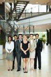 Bedrijfsmensenbureau Stock Foto