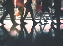 Bedrijfsmensensamenwerking Team Teamwork Professional Concept royalty-vrije stock foto