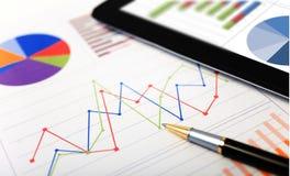 Bedrijfsstrategie Stock Afbeeldingen