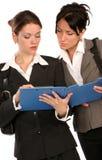 Bedrijfsvrouwen 2 Royalty-vrije Stock Afbeelding