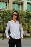 Bedrijfsvrouwen - Voorraadbeeld royalty-vrije stock afbeelding