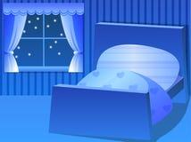 Bedroom Stock Illustration