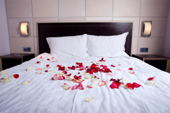 Bedroom Royalty Free Stock Photos