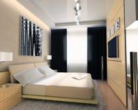 bedroom Στοκ Φωτογραφία