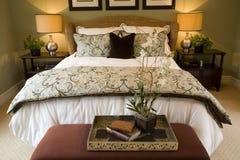 Bedroom 2403 Royalty Free Stock Photo