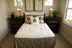 Bedroom  2455 Stock Photo