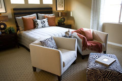 Bedroom 2672 Royalty Free Stock Images