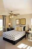 Bedroom stock photography