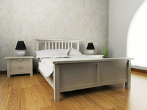 bedroom Fotografia Stock