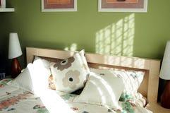 Bedroom. Morning light in the bedroom Stock Photo