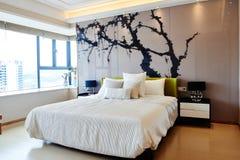bedroom Fotografie Stock
