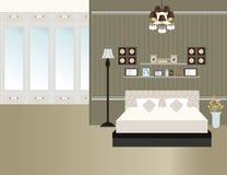 Bedroom15 Ilustração Royalty Free