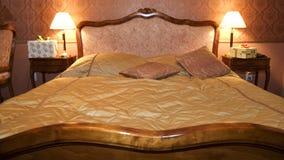 bedroom Στοκ Φωτογραφίες