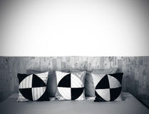 Bedroom Black and white Royalty Free Stock Image
