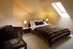 bedroom comfortable Στοκ Φωτογραφία