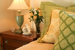 Bedroom Corner Stock Photos