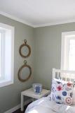 Bedroom corner design Royalty Free Stock Photos