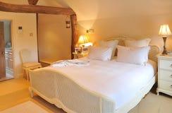 bedroom cottage Στοκ εικόνες με δικαίωμα ελεύθερης χρήσης