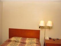 Bedroom Cozy Corner Stock Image