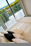 Bedroom decor Stock Photos