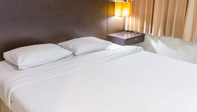 The bedroom decorate. Stock Photography