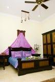 Bedroom decoration Stock Photo