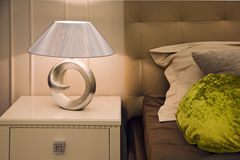 Bedroom detail Royalty Free Stock Photo