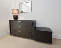 Bedroom furniture Royalty Free Stock Photo